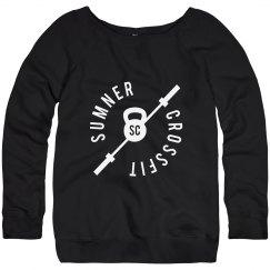 SCF ladies sweatshirt
