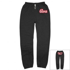 Personalized Sport Sweatpants