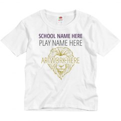 Custom School Play T-Shirt