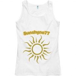 Sunshyne77 tank