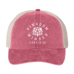 Kingdom Minded Hat