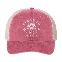 Kingdom Minded Hat