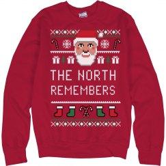 Santa The North Remembers