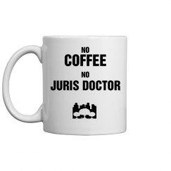 NO COFFEE NO JD