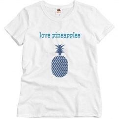 art pineapple