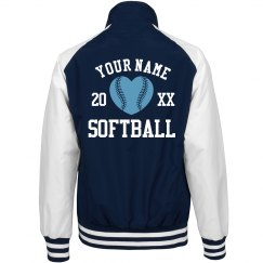 Personal Softball Jacket