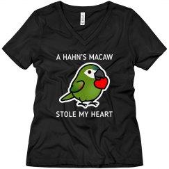 Hahn's Heart Shirt