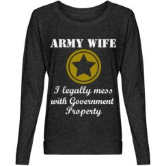 Army Wife; Government