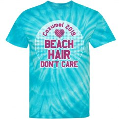 Beach Hair Don't Care Shirt