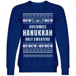 Hanukkah Ugly Sweaters!!