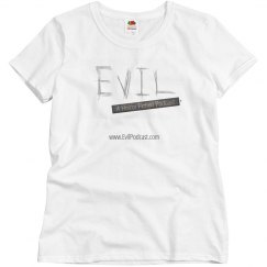 Evil Women's Tee - New