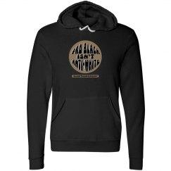 pro black hoodie