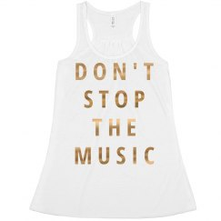 Metallic Don't Stop The Music