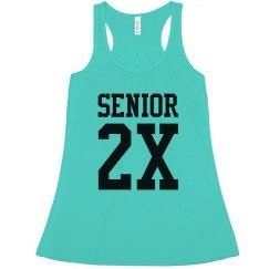 Senior Class 21 Tank Top
