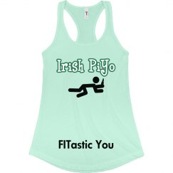 Irish PiYo Muscle Tank