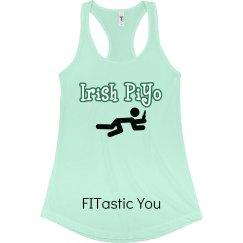 Irish PiYo Muscle Tank