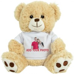 Customize your own Teddy Bear
