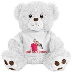 Customize your own Teddy Bear