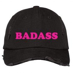 Badass Ball Cap
