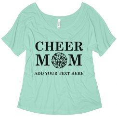 Customized Cheer Mom