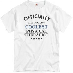 Coolest Physical Therapist