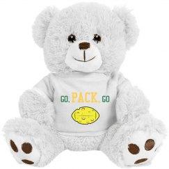 Packer Fan Teddy Bear