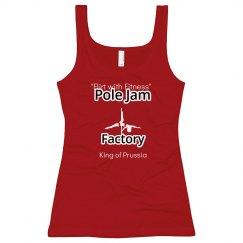 HOt Pink PJF TAnk