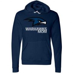 Warhawks Mom Hoodie