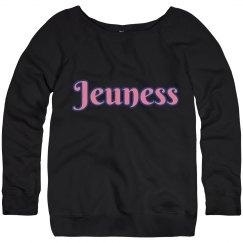 Jeuness Royal Blue Sweatshirt