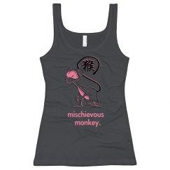 Mischievous Monkey