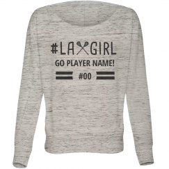Custom LAX Girlfriend