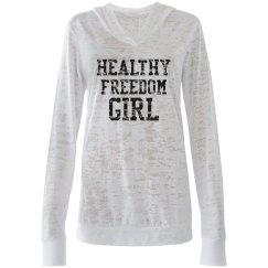 Healthy Freedom girl