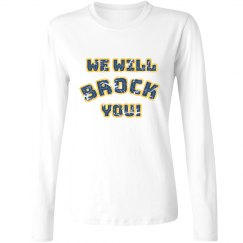 we will Brock You