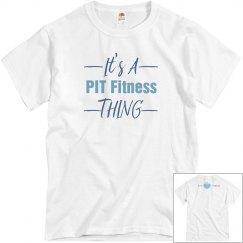 PIT Fitness Unisex Tee