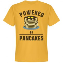 Powered by Pancakes
