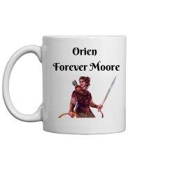 Orien Forever Moore Mug