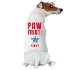 Pawtriot Puppy