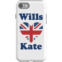 Wills and Kate iPhone