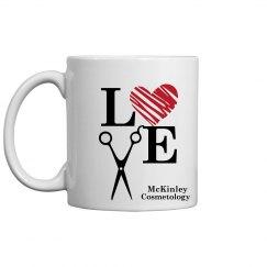 Love Cofee Mug