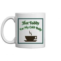 Hot Toddy Body Coffee/Tea Mug