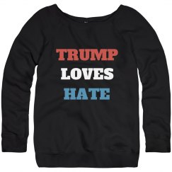 Funny Political Trump Loves Hate