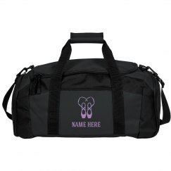Heart En Pointe Dance Bag