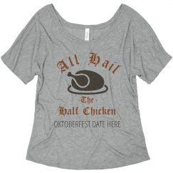 Oktoberfest Half Chicken