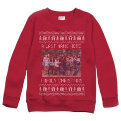 Youth Family Sweaterize-It Ugly Sweaters!