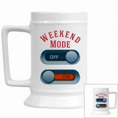 Weekend Mode On Stein