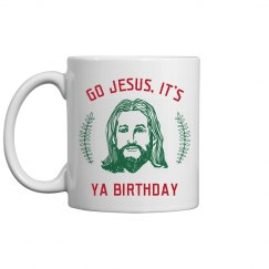 Getting Drunk With Jesus