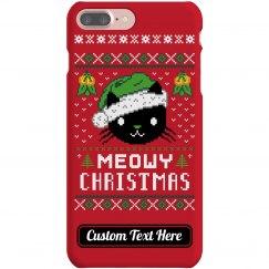 Meowy Christmas Protector