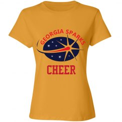 GSC All Star Cheer Tee