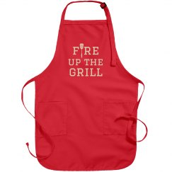 Fourth of July Fun Apron