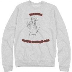 Anime X-Mas Sweatshirt